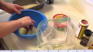 Baked Panko Breaded Zucchini Fries