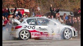 [Video.251] Gilles Panizzi 'Donuts' Rallye Catalunya 2002