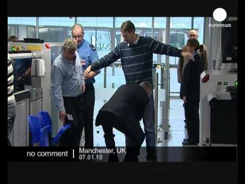 United Kingdom airport security