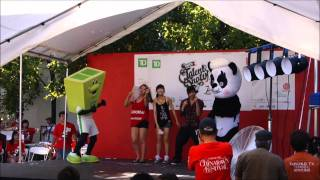 2011 TD Chinatown Festival Youth Talent Show (Mascot Dance)