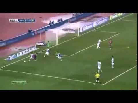 Joseba Zaldua  (Real Sociedad 3 Barcelona 1) 2ºparte