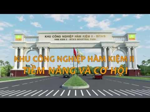 Ham Kiem 2 Industrial Park - Bitas Vietnam