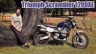 Triumph Scrambler 1200XE