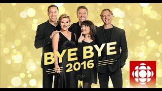Le Bye Bye 2016