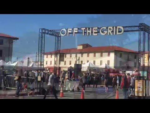 girl in tech loves Off The Grid Friday's In Fort Mason. Here's Why.