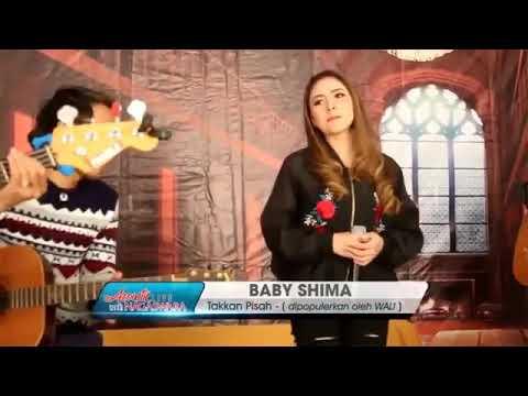 Tak Kan Pisah -  Baby Shima Acoustic Live With Merpati Band