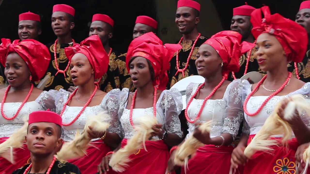 Nigerian Christmas Music: IMSU sings Jude Nnam's `Otito Diri Chineke`  (Gloria) by Africana Digital Ethnography Project