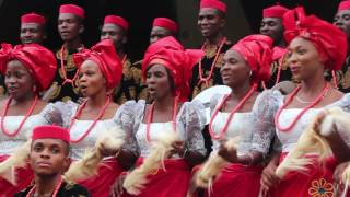 "Nigerian Christmas Music: Imsu Sings Jude Nnam's ""otito Diri Chineke&qu"