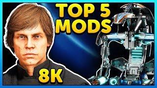 Top 5 Mods of the Week - Star Wars Battlefront 2 Mod Showcase #70