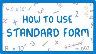 What is Standard Form (also known as Scientific Notation)? (Part 1/4) #23