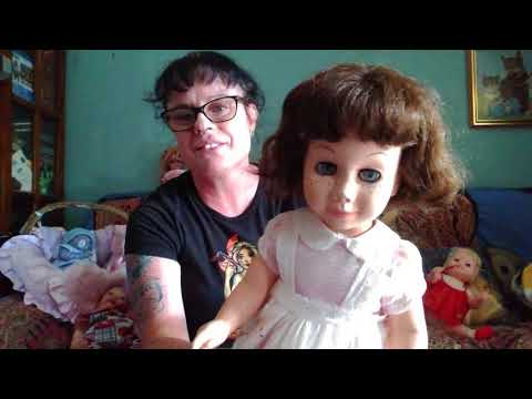 Reborn Avatar And Chatty Cathy Dolls