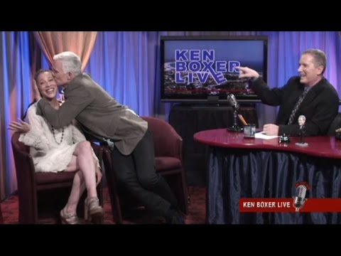 """Ken Boxer Live,"" Actor and Singer Patrick Cassidy is Guest, with Co-Host Tai Babilonia"