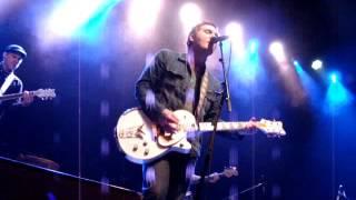 BRIAN FALLON & THE CROWES - GEORGIA - NEW SONG 3/11/2016 BOSTON ROYALE