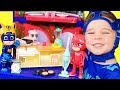 PJ Masks Catboy NO MORE ✨OVERCROWDED in HQ Gekko Calico Critter Makeover HD Full Episode
