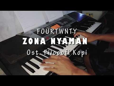 FOURTWNTY - ZONA NYAMAN (PIANO COVER)