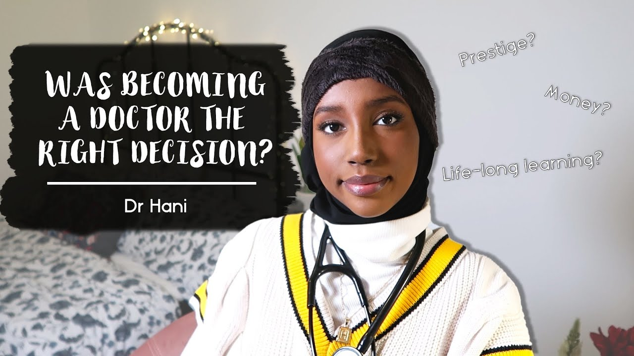 Do I regret becoming a doctor? (& my hourly rate as a Dr) | Dr Hani