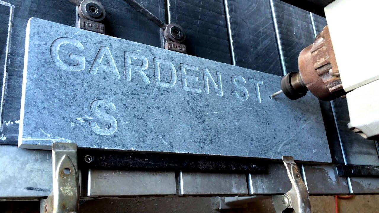 Garden State Soapstone   Engraving