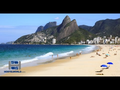 Rio de Janeiro -10 Things You Need To Know - Hostelworld Vid