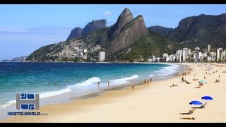 Rio de Janeiro -10 Things You Need To Know - Hostelworld Video