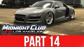 MIDNIGHT CLUB LOS ANGELES XBOX ONE Gameplay Walkthrough Part 14 - TRYING NOT TO RAGE !!!