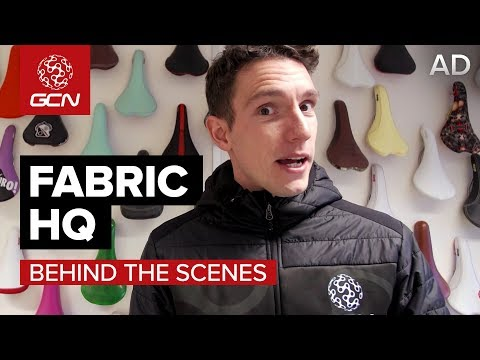 Inside Fabric HQ | How Are Saddles Designed And Made?