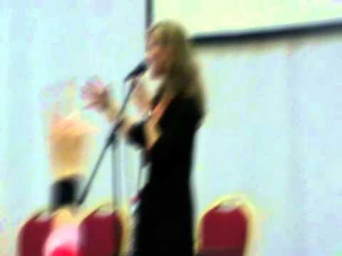 Nom con 2011 Day 2 Veronica Taylor Panel part 1