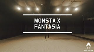 [S.D.P] 몬스타엑스 (MONSTA X) - FANTASIA  Cover 박윤솔