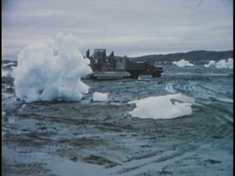 MSTS ARCTIC OPERATIONS - 1950-1957