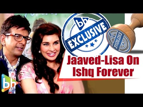 Jaaved Jaaferi | Lisa Ray | Full Interview | Ishq Forever | Rapid Fire | Quiz