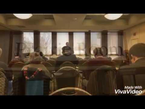Thomas Hushek Speaks at ISU