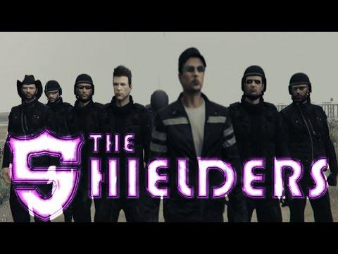 GTAV ONLINE PC #7   THE SHIELDERS   D-DAY OMAHA   60FPS GAMEPLAY