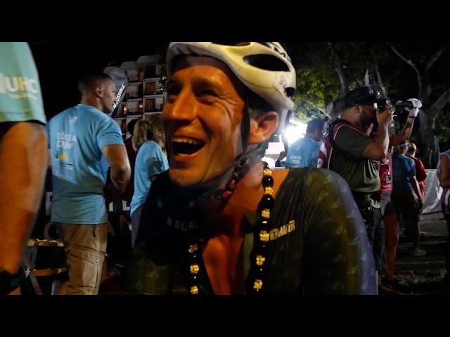 Kim Plovier vice-wereldkampioen Ironman: