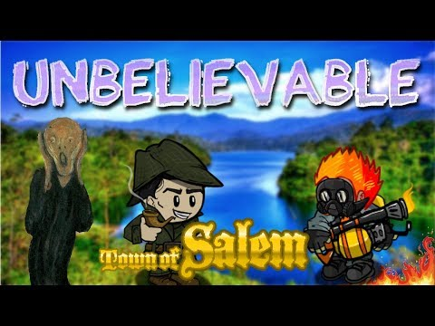UNBELIEVABLE | Town of Salem Ranked Game