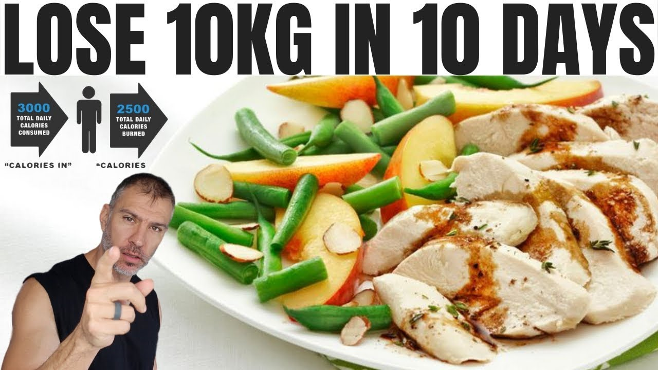 How To Lose Weight Fast Lose 10kg In 10 Days Diet Plan