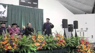 University of La Verne College of Law Commencement 2011