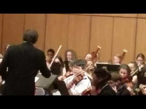 Night on Bald Mountain - Denver School of the Arts Advanced Orchestra