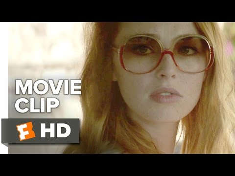 The Lady in the Car with Glasses and a Gun Movie   Trunk 2015  Freya Mavor Movie HD