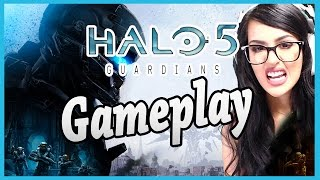 PEW PEW PISTOL! Halo 5: Guardians Gameplay!