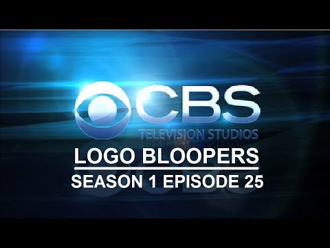 CBS Television Studios Logo Bloopers Episode 25