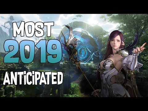 MMOHuts.com Most Anticipated Games Of 2019!