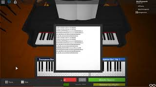 Roblox - Virtual Piano | Imagine Dragons - Demons