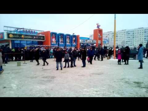 Розыгрыш авто в Белгороде