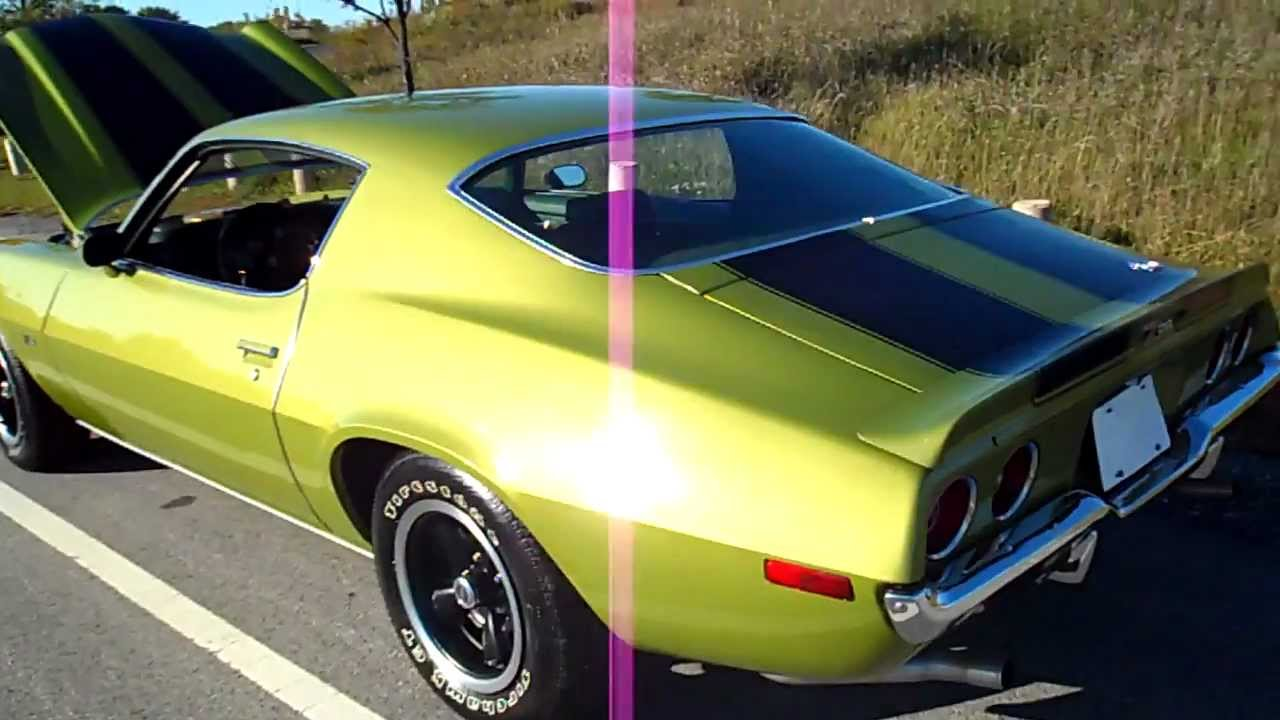 1970 Camaro Z28 for sale-847 485 8449 American Muscle Cars ...