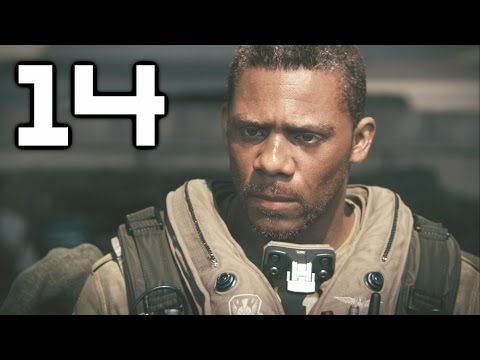 [Part 14] Call of Duty Advanced Warfare Walkthrough Gameplay (Advanced Warfare) (Let's Play)