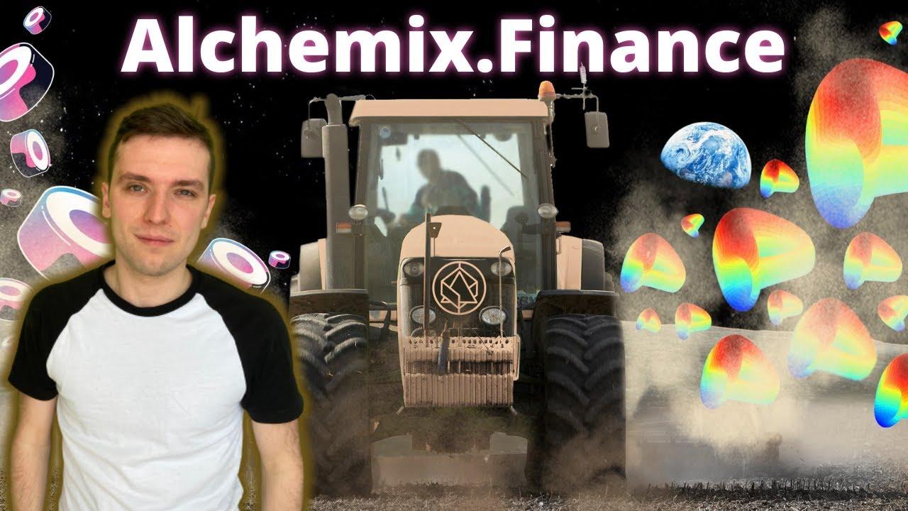 YIELD FARMING avec l'argent du FUTUR – ALCHEMIX FINANCE