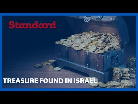 Treasure Trove, 1000 Years Old Gold Coins Found In Israel