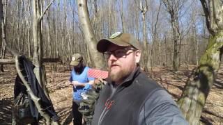 Outdoorbuddies im Wald | Bushcraft Camp | Lagerbau | Shelter