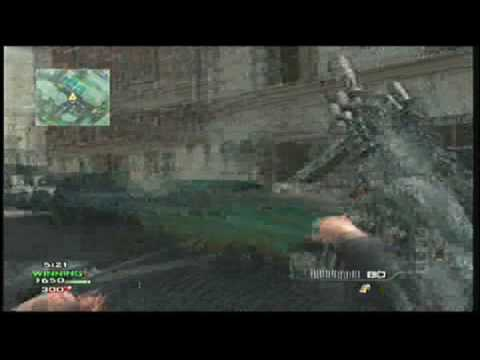Double reaper 30/1 mw3 free for all (Canal Legenda