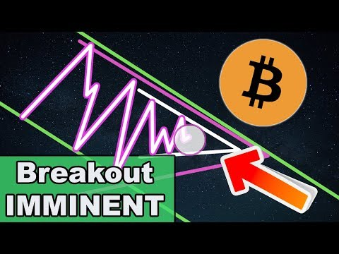 Bitcoin & Litecoin Will Break Out Of Formations - BTC Analysis