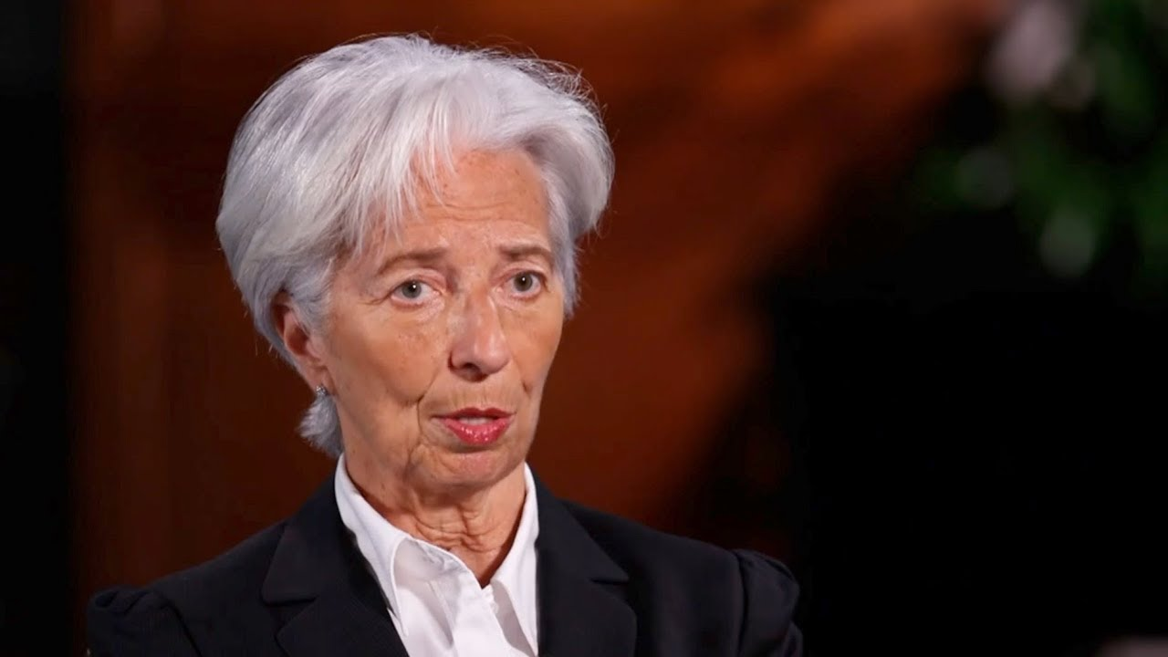 Exclusive interview with IMF Managing Director Christine Lagarde